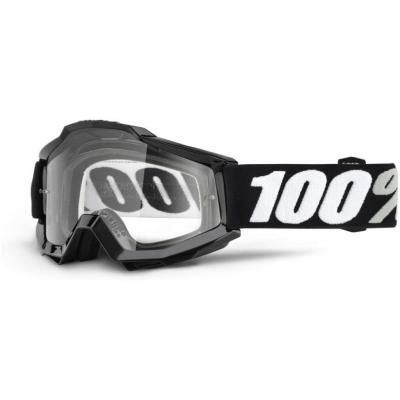 100% brýle ACCURI Tornado clear