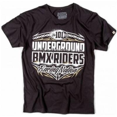101 RIDERS triko BMX TEE black