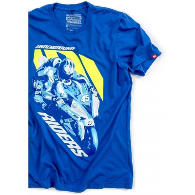 101 RIDERS triko RR 17 blue