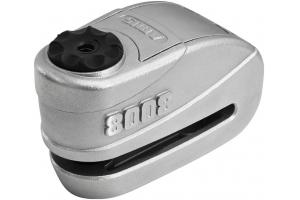 ABUS kotoučový zámek GRANIT DETECTO X 8008 Alarmový a řetěz 12/120 black