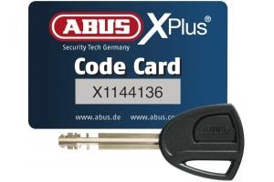 ABUS kotoučový zámek GRANIT DETECTO X Plus 8008 2.0 Alarmový