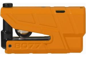 ABUS alarmový zámek GRANIT DETECTO 8077/12KS120 yellow
