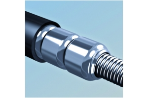 ABUS lanový zámek GRANIT STEEL-O-FLEX X-PLUS 1025/100