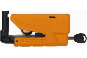 ABUS kotoučový zámek GRANIT DETECTO X Plus 8077 Alarmový orange