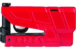 ABUS kotoučový zámek GRANIT DETECTO X Plus 8077 Alarmový red