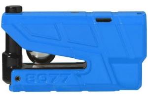 ABUS kotoučový zámek GRANIT DETECTO X Plus 8077 Alarmový blue