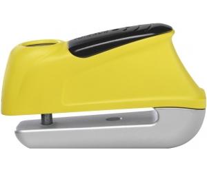 ABUS kotoučový zámek s alarmem 350 TRIGGER yellow