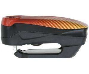 ABUS kotoučový zámek DETECTO 7000 RS1 SONIC Alarmový red