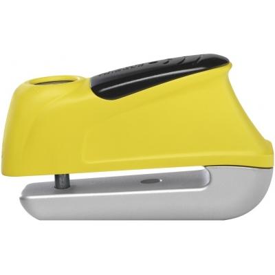 ABUS kotúčový zámok s alarmom 350 TRIGGER yellow