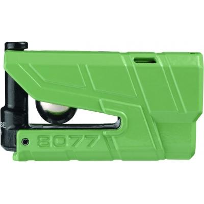 ABUS kotúčový zámok GRANIT DETECTO 8077 green