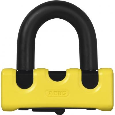 ABUS alarmový zámok GRANIT XS yellow