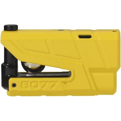 ABUS kotoučový zámek s alarmem GRANIT DETECTO X Plus 8077 yellow