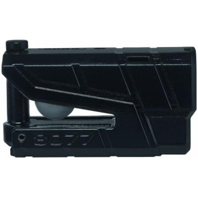 ABUS kotoučový zámek s alarmem GRANIT DETECTO X Plus 8077 black