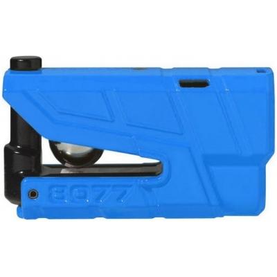 ABUS kotoučový zámek s alarmem GRANIT DETECTO X Plus 8077 blue