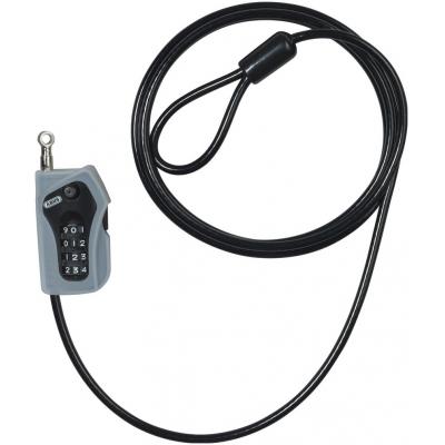 ABUS káblový zámok COMBILOOP 205/200 black