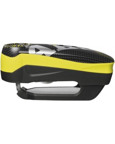 ABUS kotoučový zámek DETECTO 7000 RS1 Alarmový pixel yellow