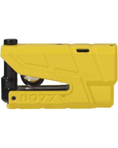 ABUS kotoučový zámek GRANIT DETECTO X Plus 8077 Alarmový yellow