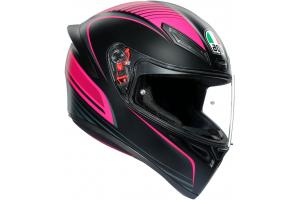 AGV přilba K-1 Warmup black/pink