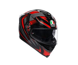 AGV přilba K-5 S Hurricane 2.0 red
