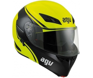 AGV přilba COMPACT ST Course yellow/black