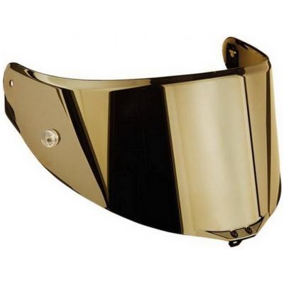 AGV plexi GT3-1 gold iridium