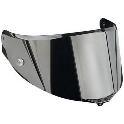AGV plexi GT3-2 silver iridium