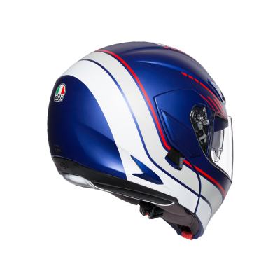 AGV prilba COMPACT ST Boston matt blue