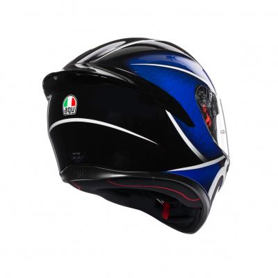 AGV prilba K-1 qualify blue