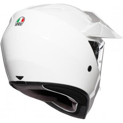 AGV přilba AX9 white
