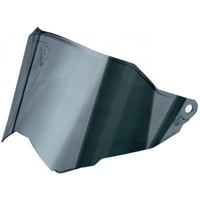 AGV plexi DUAL 1 iridium silver