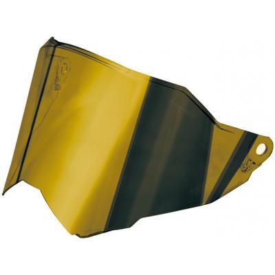 AGV plexi DUAL 1 iridium gold