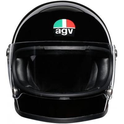 AGV prilba X3000 LEGENDS black
