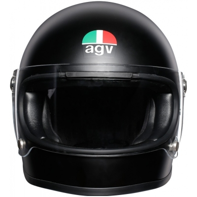 AGV prilba X3000 LEGENDS matt black