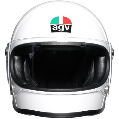 AGV prilba X3000 LEGENDS white