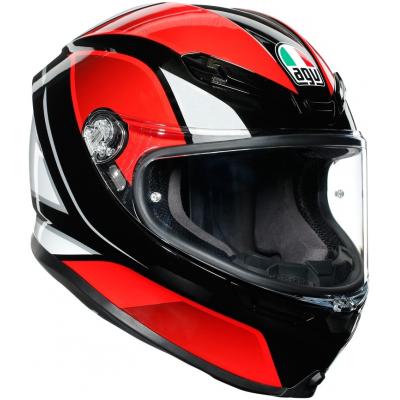 AGV prilba K-6 Hyphen black / red / white