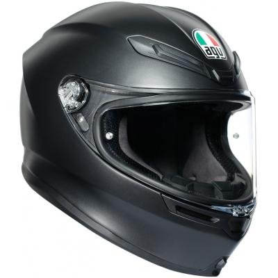 AGV prilba K-6 matt black