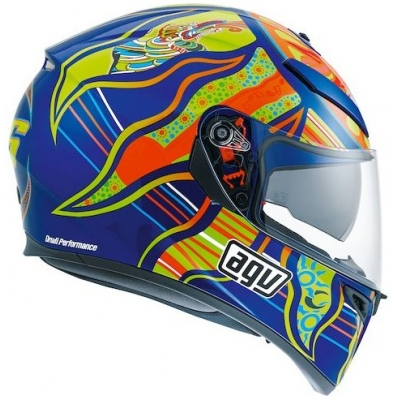 AGV přilba K-3 SV Five Continents