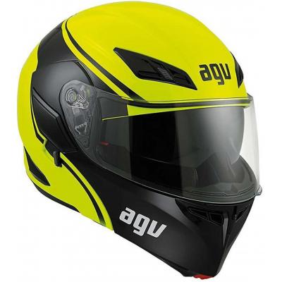 AGV přilba COMPACT ST Course yellow/black