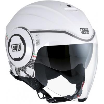 AGV přilba FLUID Garda white/italy