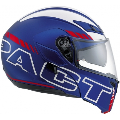 AGV přilba COMPACT ST Seattle matt blue/white/red