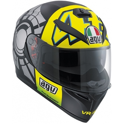 AGV přilba K-3 SV Winter Test 2012