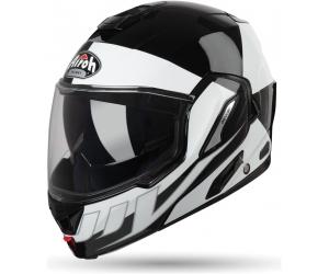 AIROH přilba REV 19 Fusion black/white