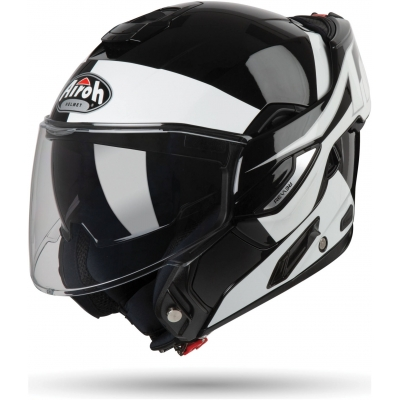AIROH prilba REV 19 Fusion black / white