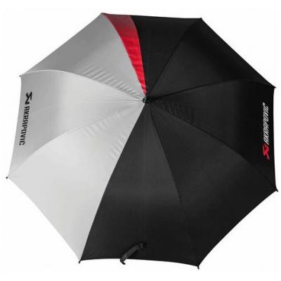 Akrapovič dáždnik LOGO black / silver