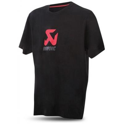 Akrapovič triko LOGO black