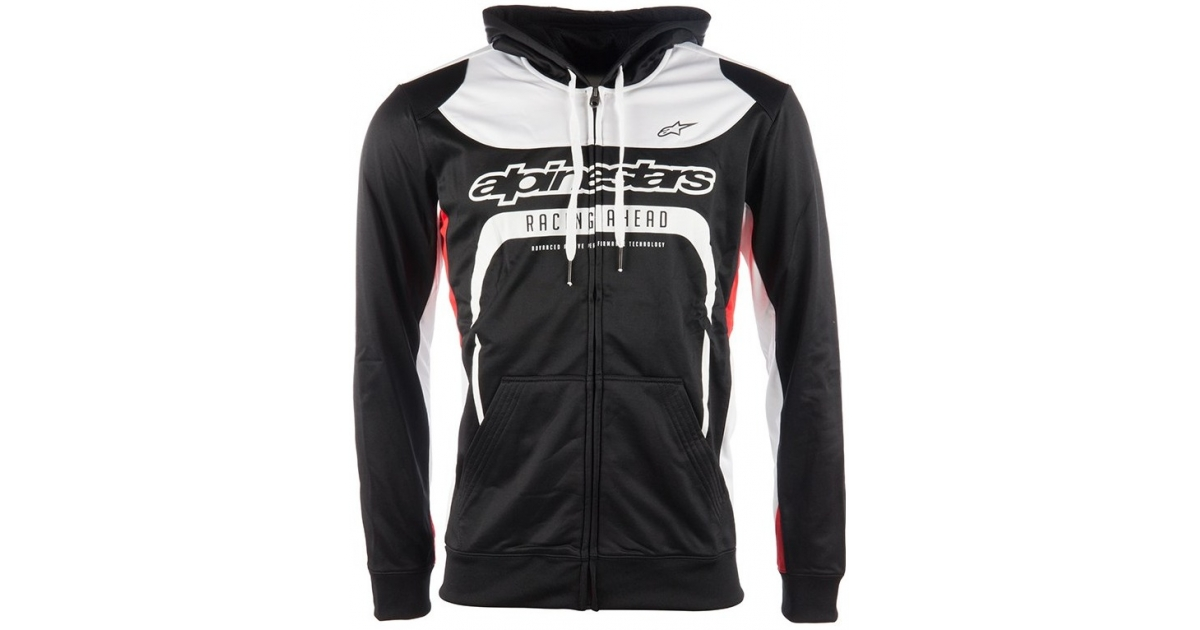 ALPINESTARS mikina SESSION black  74d63308c7a