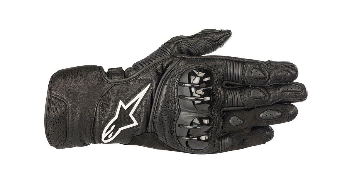 ALPINESTARS rukavice SP-2 v2 black  4f51dad6fa