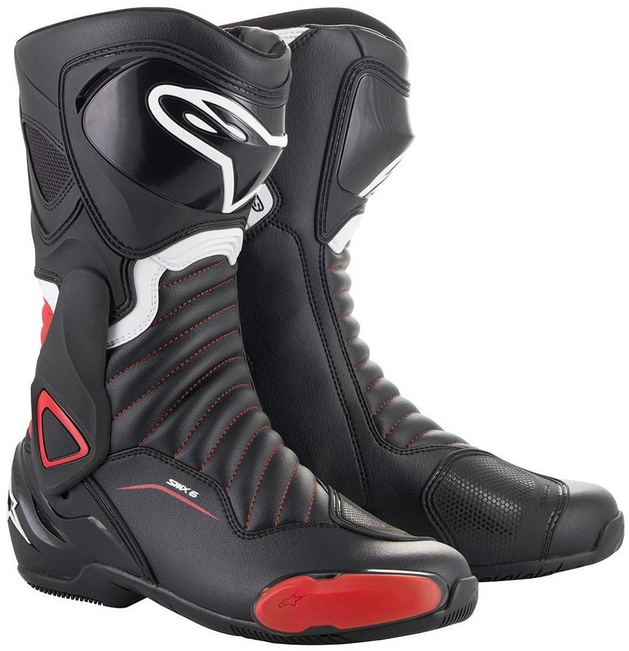 Přidat do košíku. ALPINESTARS boty SMX-6 v2 black red c5085581500