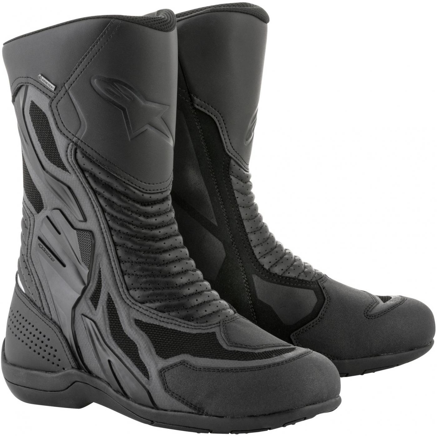 5c5c1d84f5b7 ALPINESTARS topánky AIR PLUS v2 GORE-TEX XCR black