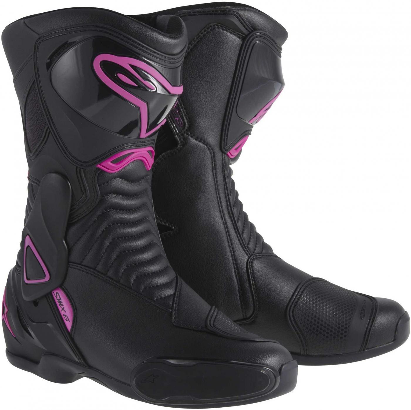 419521cd40 ALPINESTARS topánky STELLA SMX-6 dámske black   pink